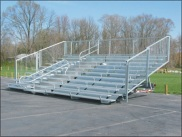 Mobile Bleachers 2